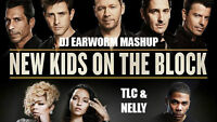 «« THE MAIN EVENT : SUPER ROUGES pour NKOTB avec TLC & NELLY »»
