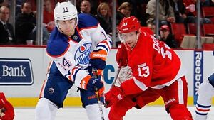 March 4th Oilers vs Red Wings