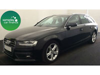 £274.99 PER MONTH AUDI A4 AVANT 2.0 TDIE 163 SE TECHNIK ESTATE DIESEL MANUAL