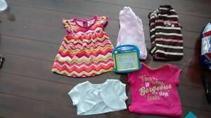 vetement bébé fille 9-12 mois