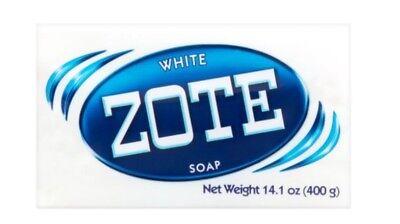 Zote White Laundry Soap