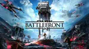 Selling Xbox One games: Star Wars Battlefront and Halo 5 Gatineau Ottawa / Gatineau Area image 1