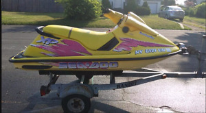 96 Seadoo XP with an 800cc professionally installed