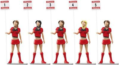 Carrera Digital 132-124, Evolution, Figuren Grid Girls, 21123