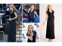 Gorgeous Maternity Evening Gown- as worn by Katherine Jenkins
