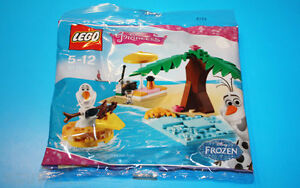 Disney Frozen Lego Promo Poly Bag and other Sets