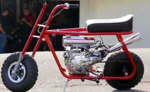 Looking for 150+ cc minibike for 100-200 dollars