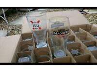 24 X Pint Glasses