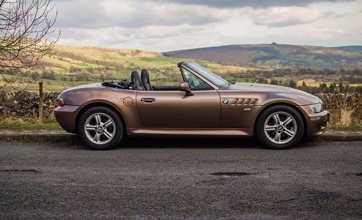 Bmw Z3 In Impala Brown In Middlewich Cheshire Gumtree