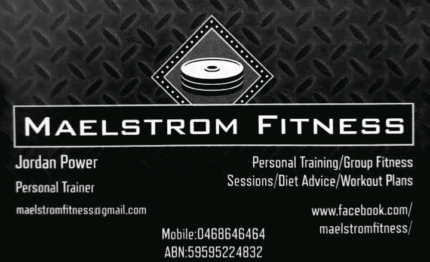 Maelstrom Fitness: Lifestyle and Fitness Overhaul