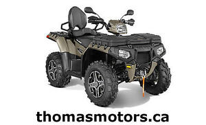 NEW 2015 Sportsman 1000 XP Touring 4x4, Power Steering