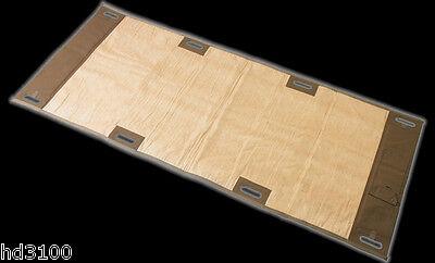 US MILITARY MEDIC PORTABLE TRANSPORT LITTER STRETCHER APLS NEW DEER SLED CART