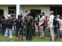 Assembling Documentary Film Team