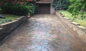 HOC - PROFESSIONAL INTERLOCKING STONE CONCRETE WORK + WARRANTY + FREE ESTIMATE