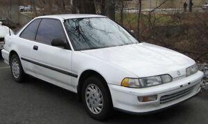 PARTS BRAND NEW Acura Integra 1990 1991 1992 1993
