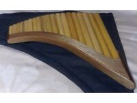 Pan Flute (Alto) 19 pipes