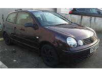 2002 vw polo 1.2. Swap for larger car or 4x4