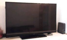 42 inch Hitatchi TV