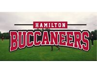Hamilton Buccaneers Youth American Football (10-13 & 13-16)