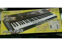 Yamaha PSR-195 Keyboard