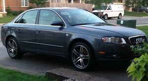 Audi A4 18 inch RIMS ONLY