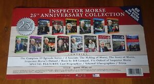 Inspector Morse 25th Anniversary Collection