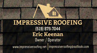 Make your house look great! Call us for a free roof estimate!