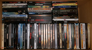 Blu Ray Steelbook Movie Collection
