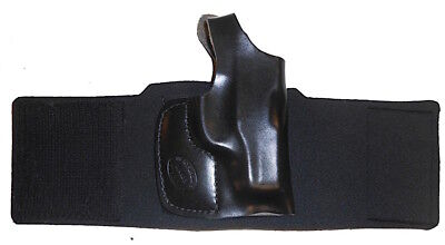 Pro Carry Ankle Holster - Gun Holster LH RH For S&W Bodyguard 380 w/ CT Laser