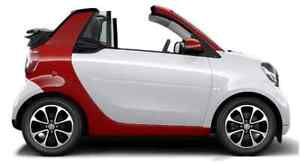 2017 Smart Convertible its soo nice!! and only 165.99 biweekly!!