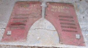 Massey-Harris 22 Rear Side Panels