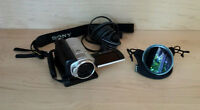 Sony Handy Cam HDR - SR5 & Carl Zeiss lens