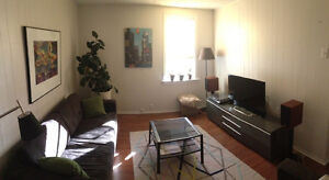2-story apartment in Little Italy.  Parking, Laundry and Storage