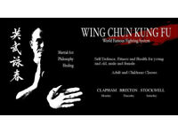 South London Wing Chun Kung Fu – Brixton and Clapham Wing Chun