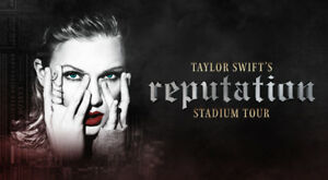 Taylor Swift reputation Stadium Tour 2018 - Bus Tour