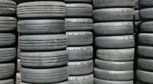 Used tires for sale ! By bulk . Wholesale prices !