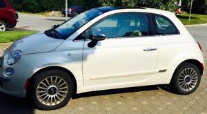 2012 Fiat 500 2dr HB Lounge - MONTRÉAL