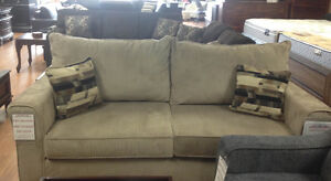 Brand new sofa and loveseat $898 only FREE DELIVERY+SETUP Regina Regina Area image 3