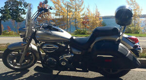 950cc Yamaha V-Star - Excellent Condition
