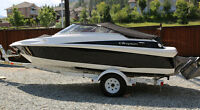 ~~EXCELLENT CONDITION 18FT CAMPION ALLANTE 545~~