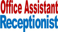 Office Assistant / Receptionist – Full time work!!