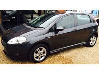 Fiat Grande Punto 1.4 Active Sport. GUARANTEED FINANCE payment between £14-£28PW