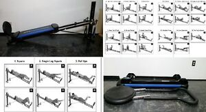Total Gym XLS- Compact Body Weight System
