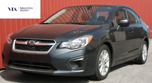 2014 Subaru Impreza 2.0i w/Touring Pkg Sedan/ Clean Carproof!