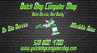 Quick Stop Computer Shop - PC Sales, Repairs & On-Site Service