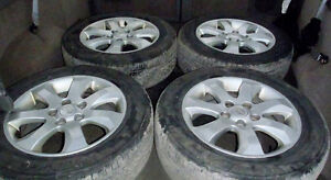 All season Hercules Tires and Rims
