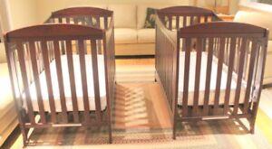 2 BabiesRUs Nursery Basics Classic Cribs $ 175.00 each