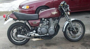 Classic Japanese Motorcycle of the 1970s and 1980s Sarnia Sarnia Area image 4