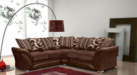 SOFA + Free FootStool BRAND NEW LUXURY SOFA + Free FootStool FAST DELIVERY 928