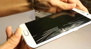 Samsung S3 S4 S5 S6 S7 Note 2 3 4 5 Broken screen Repair Service